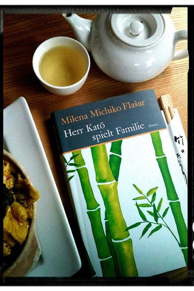 """Buchtipp: """"Herr Kato spielt Familie"""" von Milena Michiko Flašar"""