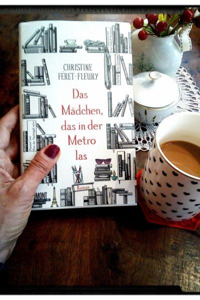"""Buchtipp: """"Das Mädchen, das in der Metro las"""" von Christine Ferét-Fleury"""
