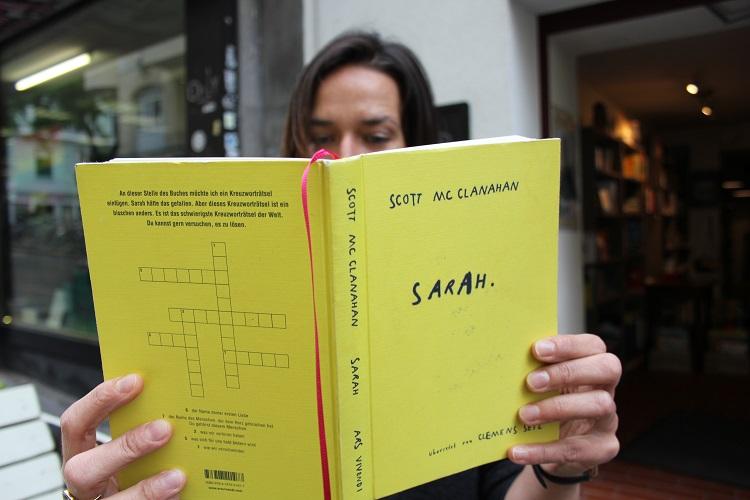 """""""Sarah"""" von Scott Mc Clanahan"""