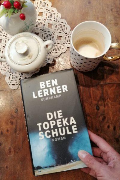 """""""Die Topeka Schule"""" von Ben Lerner"""